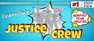 Justice Crew Email Banner